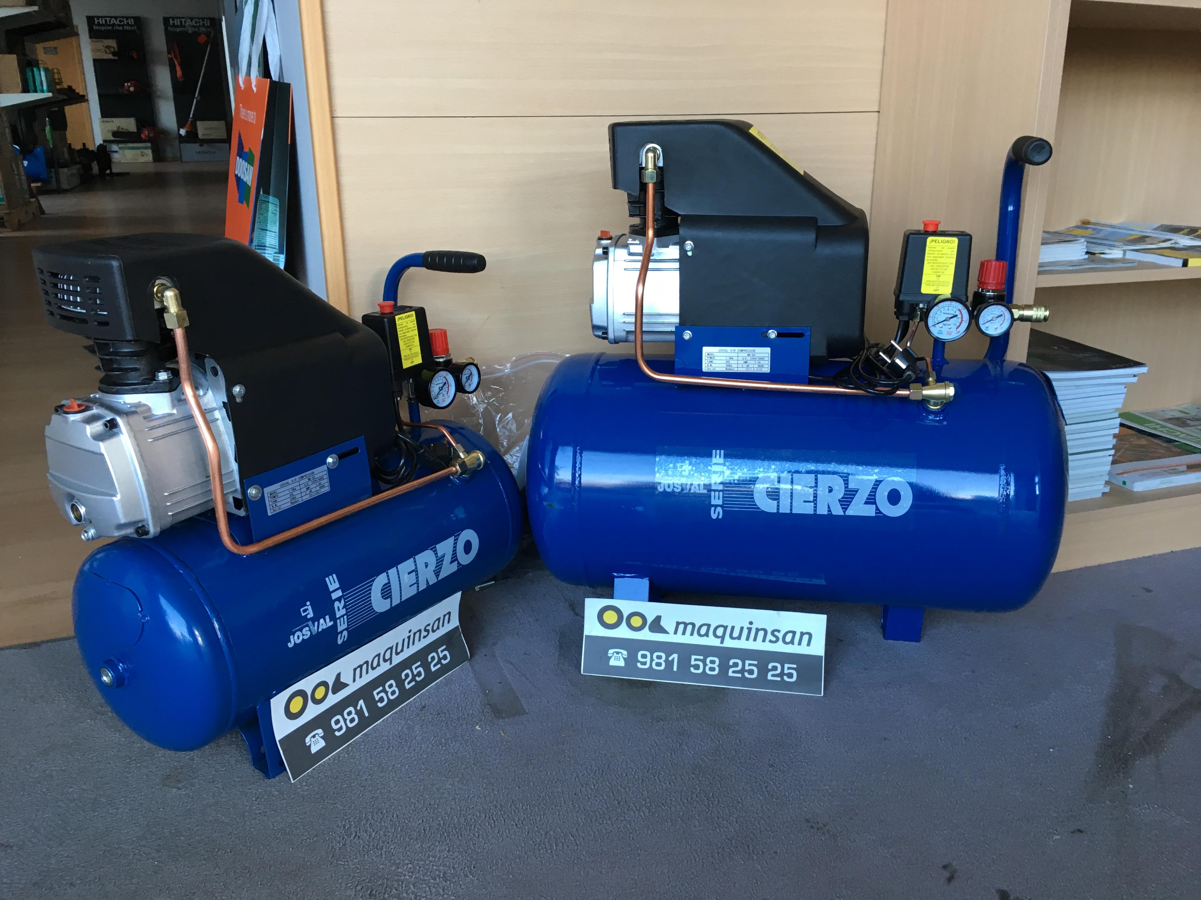 Compresor de aire de 25 litros maquinsan - Compresor de aire 25 litros ...